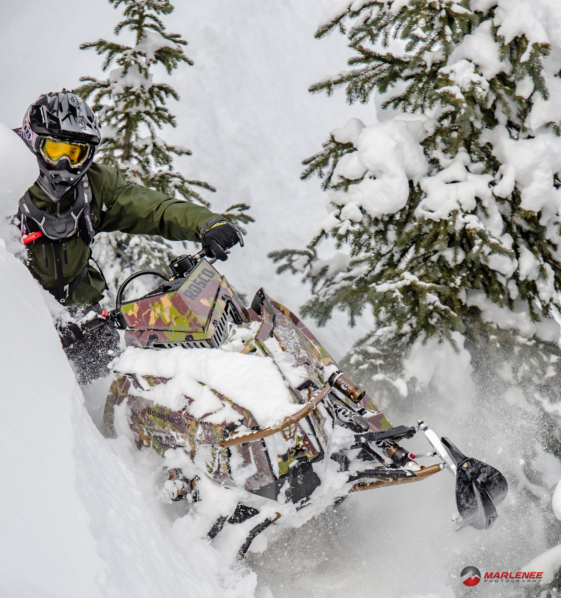 2016 Klim Catalog - Ross Robinson