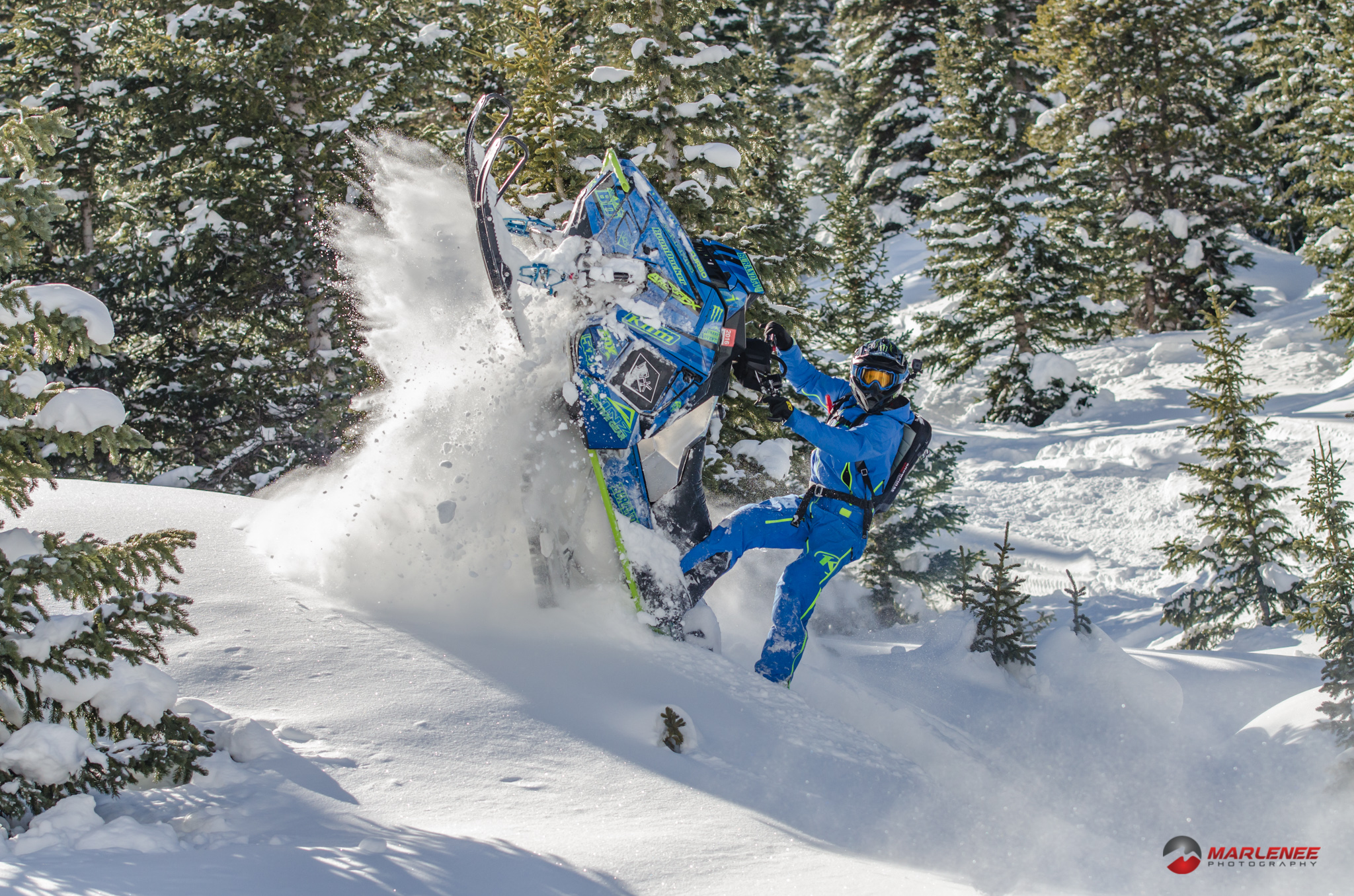 2016 Klim Catalog - Chris Burandt