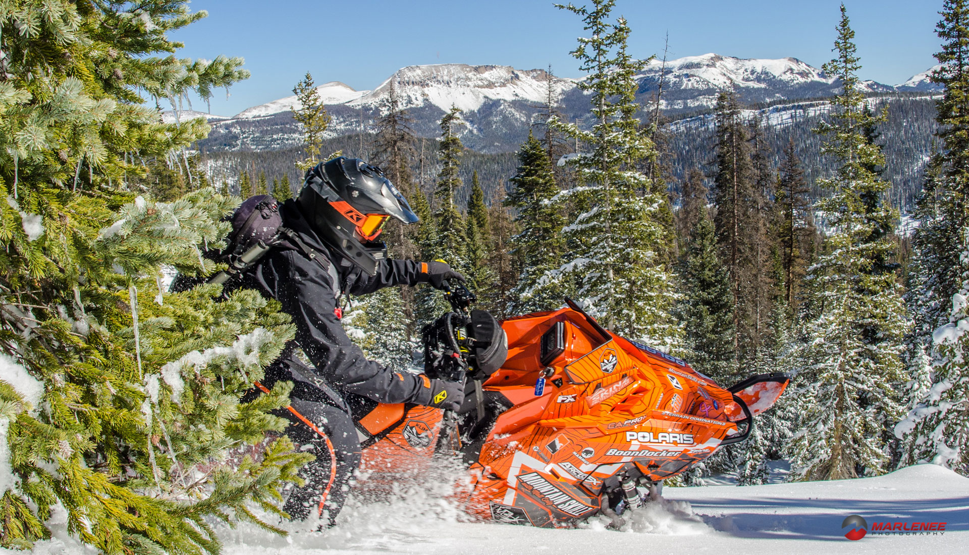 2016 Klim Catalog - Matt Entz