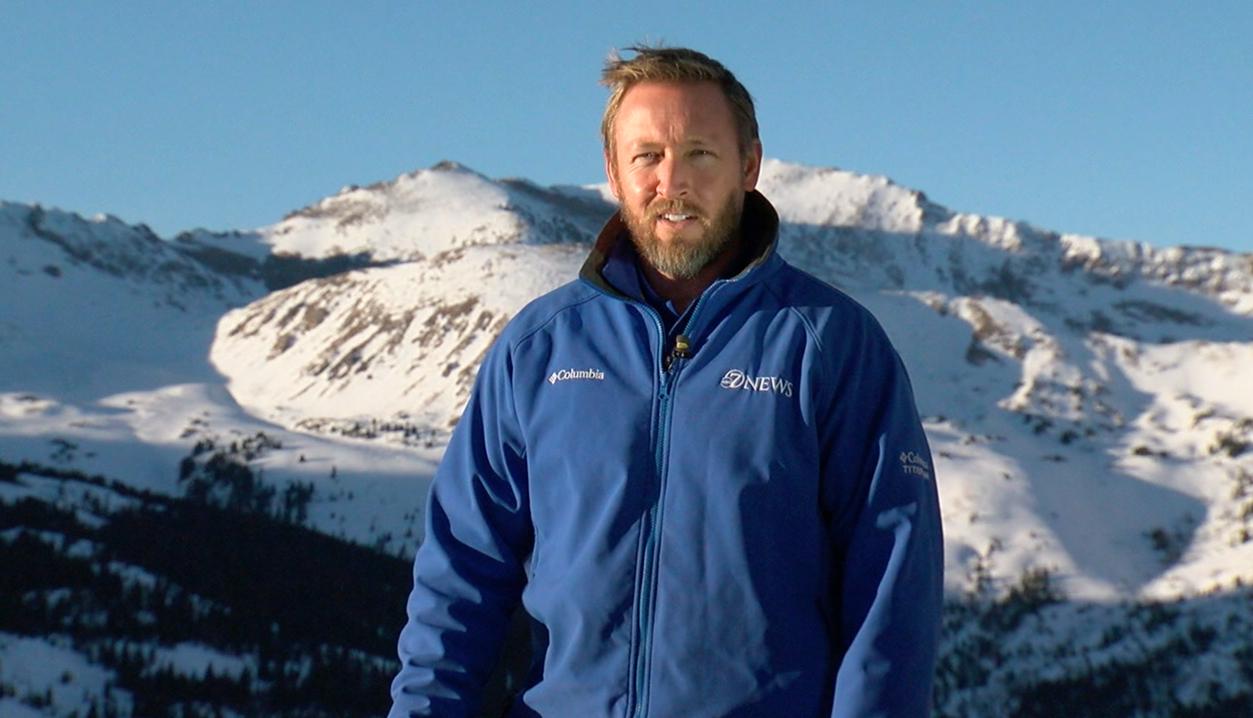 Meteorologist Cory Reppenhagen