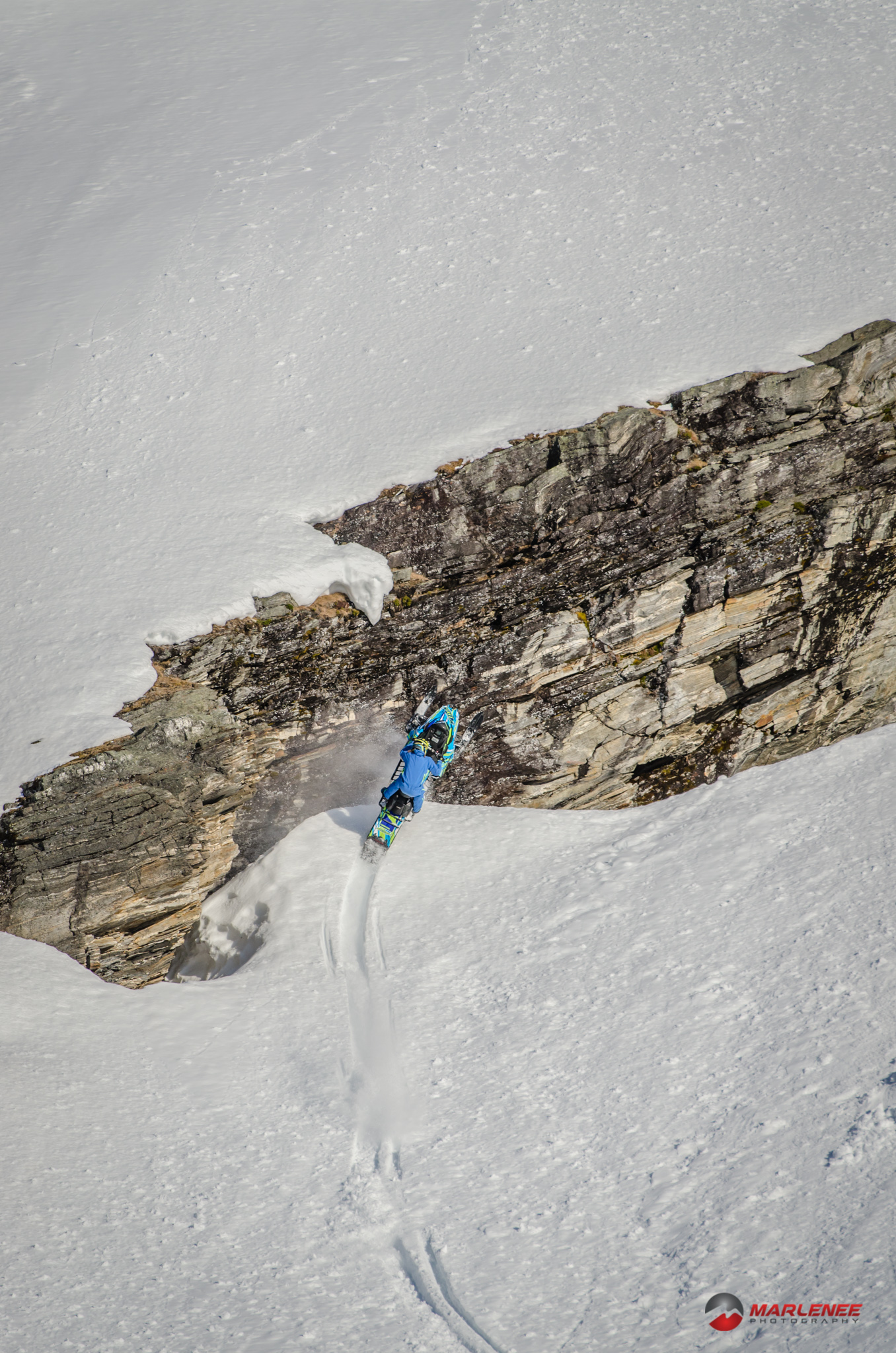 Adam Onasch Uses Every Inch of Terrain